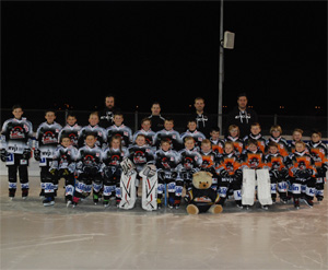 Junioren Hockey Einsiedeln